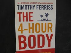 HonestlyMum: The 4-hour Body review