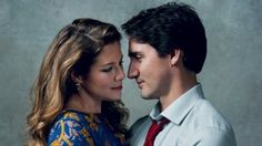 Vogue magazine's latest pictures of Justin Trudeau and Sophie Grégoire-Trudeau reveals the Prime Minister and his wife in a way that Canadians aren't used to seeing their politicians Justin Trudeau, Vogue Fashion, Fashion Beauty, Les Kennedy, Vogue Photo, Paris Match, Isabelle, Video News, Vogue Magazine