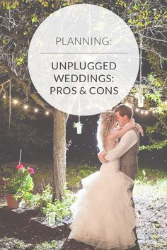 Unplugged Weddings: The Pros & Cons You Need to Consider | Eric Vest Photography