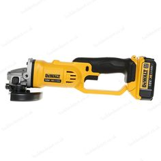 Dewalt Dcg412M2-Gb 18V Xr Grinder 2 X 4.0Ah Batteries Charger & Kit Box is compactly designed to be lightweight and powerful. Some excellent features include a 400 Watt hi-powered precision cutting motor, a low profile gear case which allows access in confined areas and an anti vibration side handle to improve user comfort.   L047853