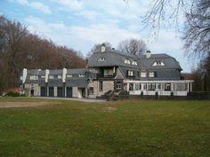 Henry Van De Velde (1863-1957) - The Villa Hohenhof. Designed for Karl Ernst Osthaus. Hagen, Germany. Circa 1906-1908.