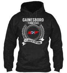 Gainesboro, Tennessee - My Story Begins