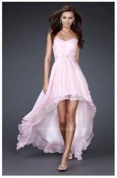 imagenes de vestidos cortos con cola para 15 años