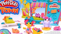 Play Doh. Video for Kids. Play Doh Pet Store. Games for Kids and Kids ga...