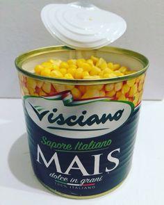 Mais dolce in grani 100% Italiano  #LoveFood #Mais #Italiano