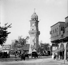 Islamic City, Aleppo, This Is Us Quotes, Damascus, Syria, Old Photos, Photo And Video, Building, Towers