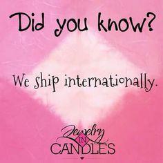 Did you know? www.jewelryincandles.com/store/charissacurtis
