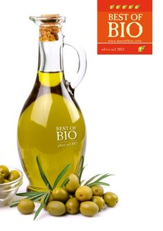 Best of BIO olive oil 2013  http://biohotels.info/de/best-of-bio/olive-oil-2013/