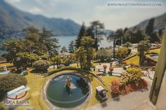 Jewish wedding on Lake Como // www.progettifotografici.com
