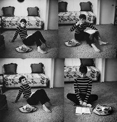 o silêncio dos livros: [ Audrey Hepburn ]