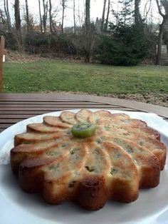 gâteau léger express aux kiwi