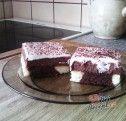 Luxusní zákusek DALMATIN   NejRecept.cz Thing 1, Tiramisu, Ethnic Recipes, Food, Essen, Meals, Tiramisu Cake, Yemek, Eten