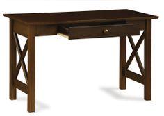 Atlantic Furniture Lexi Writing Desk | Wayfair