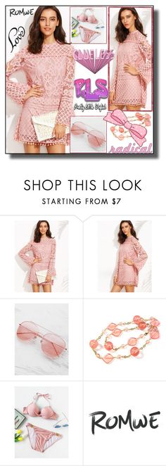 """// Romwe 1.//"" by fahirade ❤ liked on Polyvore featuring KEEP ME"
