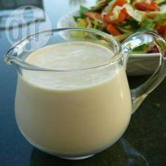 Molho caesar para saladas @ allrecipes.com.br
