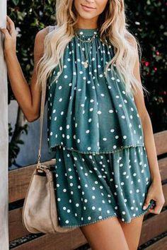 Maternity Sexy Polka Dot Off-Shoulder Belted Dress – loveinbabe