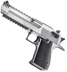 Desert Eagle Now Available in Stainless Steel