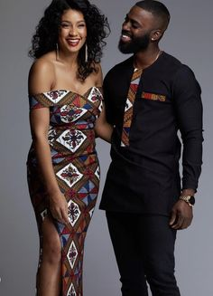 african couple fashion ideas, nigerian couple outfits, matching african outfits for family, african traditional outfits for couples, african dresses Couples African Outfits, African Dresses Men, African Clothing For Men, African Shirts, Latest African Fashion Dresses, African Men Fashion, Couple Outfits, African Wear, Africa Fashion
