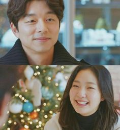 Goblin :The Lonely and Great God \Episode 9 \Goblin and Ji Eun Tak