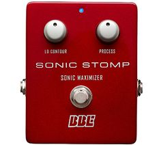 Win a BBE Sonic Stomp from Cream City Music!
