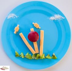 Healthy party food cricket