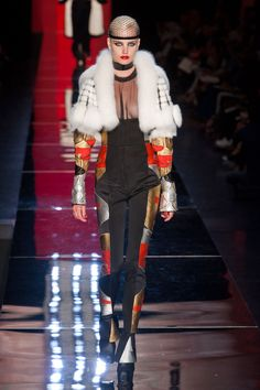 Jean Paul Gaultier at Couture Fall 2012 - StyleBistro