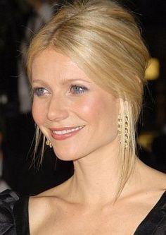 Gwyneth Paltrow Formal Updo Hair Style   Gwyneth-Paltrow Hairstyle