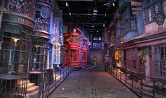11 Things to Do With Kids in London  (Harry Potter Studio Tour!!!)