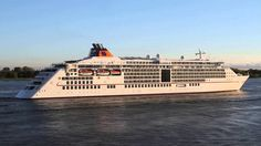 Spa and Fitness Aboard EUROPA 2 #LuxuryTravel #LuxuryCruise