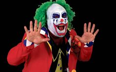"R. I. P. Matt Borne, better known as ""Doink The Clown"""