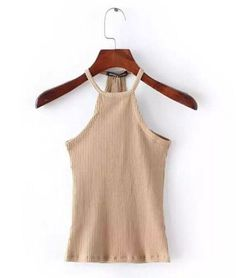 Brandy Melville Crop Top Tank Fabric Type: Knitted Material: Cotton - 14 Day Hassle Free return policy - Allow 3 to 6 weeks for delivery - We Ship Worldwide - Safe and secure checkout