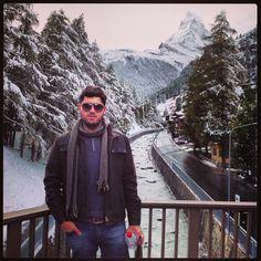 Pra quem curte esquiar vai a dica! Zermatt- Suiça