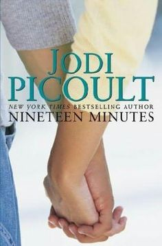 Ninteen Minutes by Jodi Picoult  Very well written book about a school shooting.  Heart wrenching and suspenseful.  They used the Thurston shooting quite a few times in this book as an example.