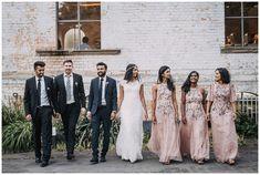 Bridesmaid Dresses, Wedding Dresses, Fashion, Bridesmaids, Dress Wedding, India Wedding, Wedding Photography, Celebration, Garten