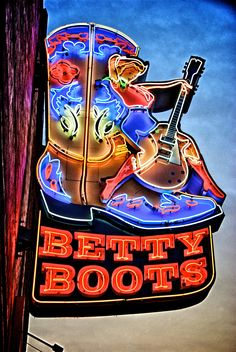 Finally bought a pair of cowgirl boots from this helpful, adorable store on Broadway