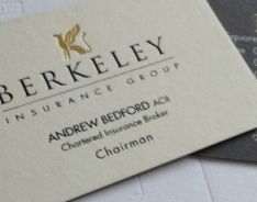 540gsm pristine white colorplan business card foils gold blind 540gsm duplex naturaldark grey colorpan business card foils gold black reheart Gallery