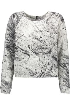 Shop on-sale Koral Equate printed cotton-blend jersey sweatshirt. Browse  other discount