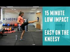 Lots of people have asked me for a workout that is a little bit more friendly on the knees, so this one is just for you. This HIIT session takes 16 minutes a. Hiit At Home, Hiit Workout At Home, Workout Videos, At Home Workouts, Workout Routines, Exercise Videos, Workout Plans, Hiit Session, Workout Session