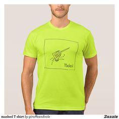 mashed T shirt