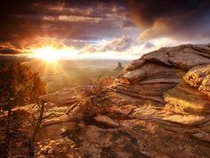 Desert | Desert Solitaire – Edward Abbey (late) | Environmental Geography