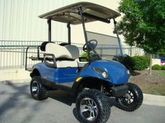 1000 images about lifted golf carts on pinterest lifted for Yamaha golf cart repair near me