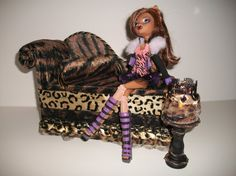 Furniture for Monster High Dolls