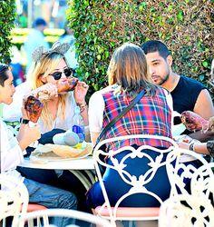 Demi Lovato and Wilmer Valderrama: Spotted at Disneyland, Back Together?