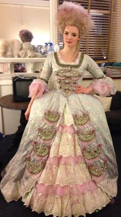 Anna O'Byrne- Christine's countess dress| Phantom of the Opera
