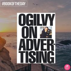 #bookoftheday 📚: Ogilvy On Advertising 💥 A world-class book on the art of advertising that every business owner and marketer should read. 💥 The rule-breaker, David Ogilvy speaks about advertising and copywriting in the very best and non conventional ways. I've always said that in today's world knowing how to write is much more important than knowing how to speak. 💥 And Ogilvy will teach you the very best on advertising.. (Read the rest... Click 'Visit')