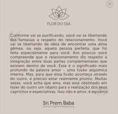 Sri Prem Baba, Nova Era, Meant To Be, Spirituality, Feelings, Quotes, Kawaii, Inspiration Quotes, Words