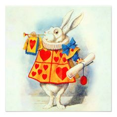 >>>best recommended          Rabbit in Alice Wonderland ~ Invitation           Rabbit in Alice Wonderland ~ Invitation We have the best promotion for you and if you are interested in the related item or need more information reviews from the x customer who are own of them before please follow ...Cleck Hot Deals >>> http://www.zazzle.com/rabbit_in_alice_wonderland_invitation-161437245315183769?rf=238627982471231924&zbar=1&tc=terrest