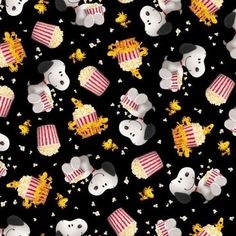 """Peanut 20`s Cotton Fabric sewing by the Yard 44/"""" Wide Cozy  Peanut"""