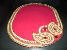 pearl rangoli