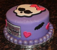 monster high cake - Buscar con Google